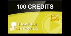 100 Credits